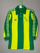 West Bromwich Albion 70and039s Vintage Away Umbro Collectible Shirt Jersey Ultra Rare