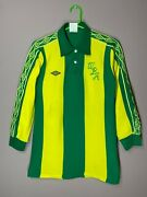 West Bromwich Albion 1970's Vintage Away Umbro Collectible Shirt Jersey Rare