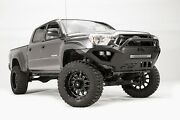 Fab Fours Half Ton Vengeance Pre Runner Front Bumper Fits 2012-15 Toyota Tacoma