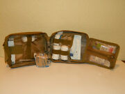 Tactical First Aid Kit Survival Molle Ripaway Outdoor Pouch Ifak 53 Pcs Supplies