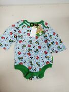 John Deere 9 Months Romper Baby Toddler Clothing Accessories Country Boy Girl
