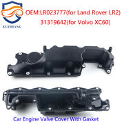 Car Engine Valve Cover Oil Trap With Gasket Fit For Land Rover Lr2 Volvo Xc60