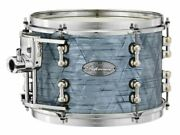 Pearl Music City Custom Reference Pure 22x18 Bass Drum W/ Mount Molten Silver Pe