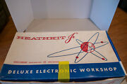 Heathkit Jr Deluxe Electronics Workshop All Or Nearly All Original Parts Include