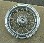 15 1993 94 95 96 Chevrolet Caprice Wire Type Hubcap Wheel Cover No Logo