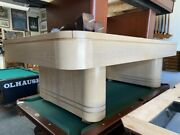 8and039 Adler Pool Table