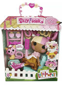 Lalaloopsy Silly Hair Dollandnbspscoops Waffle Cone With Pet Catandnbsp13 Ice Creamandnbspdoll