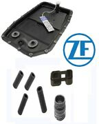 Oem Zf 6hp26 Full Changing Kit -oil Pan Filter+vb To Case Sleeve Connector Seal