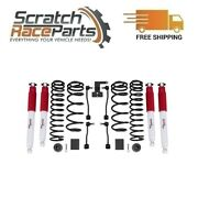 Rancho Rs5000x 2.5-3 Sport Lift Kit For Jeep Wrangler Jl 18-21 Rs66121br5