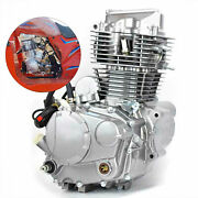 350cc 4-stroke Engine Motorcycle Motor Single Cylinder Water-cooled Motor Heavy