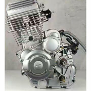 4-stroke 350cc Engine Water-cooled Motor For Most 3-wheels Motorcycle Us Sliver
