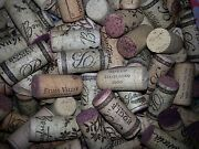 Lot Of 200 Natural Used Wine Corks Great For Crafts