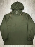 A Vontade Selvedge Parka Menand039s Extra Large Kafka Modified Ripstop Olive
