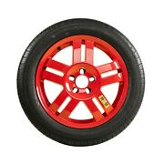 2015-2019 Cadillac Ats And Cts Spare Wheel And Tire Brand New Spare Size 125/80r17