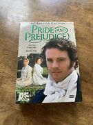 Pride And Prejudice 2-dvd Set, Special Edition Unsealed / Unwatched Mint