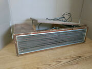 Panasonic Model Se-1217 Am/fm Stereo Record Player Solid State Stereo Console