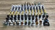 Lego Star Wars Moc. Droids, Jedi, Ewok, General Grievous And Much Much More