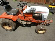 Simplicity Garden Tractor With Extra Motor And Many Parts
