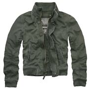 Abercrombie And Fitch Military Bombers Jackets Nwt Authentic Items