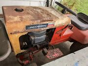 Jacobsen Lt860 Lawn Mower With Parts Tractor