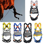 Safety Climbing Harness Construction Protection Tree Climbing Waist Straps