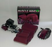 Clairol Muscle Minder Ultra Light Heated Wrap Vibrating Massager Tested