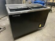 Continental Cgc 50andrdquo Commercial Bottle Glass Plate Chiller Scratch And Dent