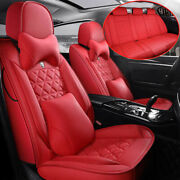 Fly5d Car Accessories Seat Covers Luxury Interior Suv Comfort 5-seats Universal