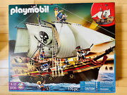 Brand New Playmobil Pirate Ship 5135 Retired New And Sealed