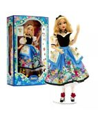 Disney Store Uk Alice In Wonderland Mary Blair Limited Edition Alice Doll.