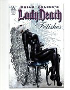 Lady Death Fetishes 2006 Special Latex Edition Nm Avatar Flashdance Pose Homage