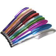 100 Pcs Universal Touch Screen Stylus Pen For Touch Phone Or Ipad - Feather