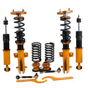 Coilovers Kit Pour Ford Mustang 2005-14 Adjustable Height And Mounts Struts Damper
