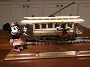 Disney Pride Lines Andldquosugar And Spice And Everything Niceandrdquo Trolley With Display
