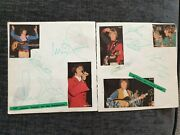 Dave Dee Dozy, Beaky, Mick And Titch 2 7x7 Pages Signed