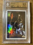 2003-04 Topps Chrome Refractor 113 Carmelo Anthony Rookie Rc Bgs 9.5 Gem Mint