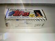 2003-04 Topps Basketball Factory Sealed Complete Box Set Lebron Wade Carmelo Rc