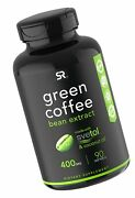 Svetol Green Coffee Bean Extract, 90 Liquid Softgels With 400mg Of Clinically...