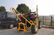 Hydraulic Boom With 5andprime Sickle Brush Mower Fh-brm150