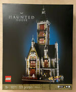 Lego Creator Expert Haunted House 10273 In Hand Ready To Ship Halloween