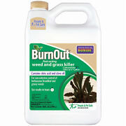 7465 Burnout Weed/grass Killer Concentrate 1-gallon - Quantity 4