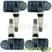 Itm Tire Pressure Sensor Dual Mhz Metal Tpms For Volvo S80 2007 [qty Of 4]