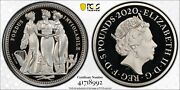 2020 Royal Mint Great Engravers Three Graces Andpound5 Silver Proof 2oz Coin Pcgs Pr69