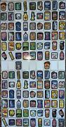 Wacky Packages Stickers Series 11 Base Card Set 110 Sticker Cards Topps 2013