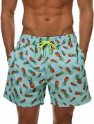 Wevias Menand039s Short Swim Trunks Best Board Shorts For Sports Running Swimming Bea