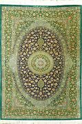 Very Fine 100 Silk Rug 3and0393 X 5and039 784kpsi