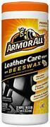 Armor All Car Interior Cleaner Leather Wipes - Cleaning For Cars And Truck And Mo...