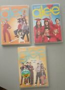 Glee Dvds Season 2,3,used And Season 4 Brand New 18 Discs Total 66 Episodes