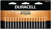 New Lot Of 96 Duracell Aa + Aaa Coppertop Alkaline Battery Priority Ship