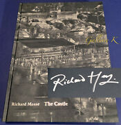 Signed Richard Mosse The Castle Sold Out 1st Printing Mack 2018 New W/pic